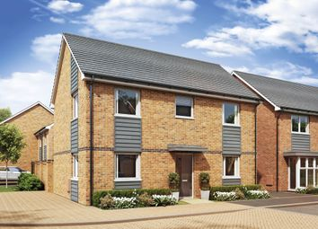 Thumbnail 3 bed detached house for sale in Cadet Drive, Shirley, Solihull