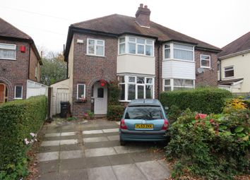 Thumbnail 3 bed semi-detached house for sale in Shirley Road, Acocks Green, Birmingham