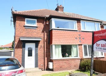 Thumbnail 3 bed semi-detached house for sale in Halifax Crescent, Doncaster, South Yorkshire