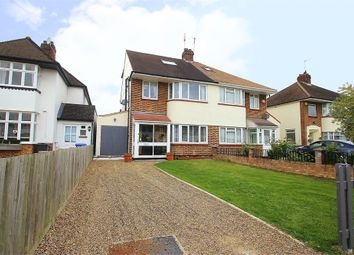 Thumbnail 4 bed semi-detached house for sale in Lawn Close, Datchet, Berkshire