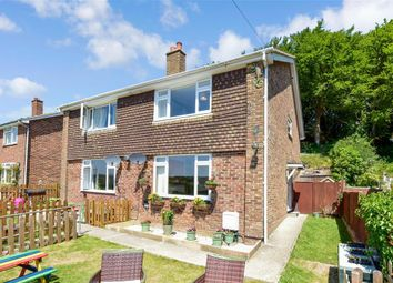 3 bed semi-detached house for sale in Templeside, Temple Ewell, Dover, Kent CT16