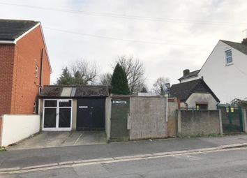 Thumbnail Land for sale in 1C King Edward Road, Maidstone, Kent