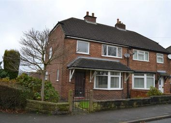Thumbnail 3 bed semi-detached house for sale in Haregate Road, Leek
