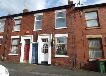 Thumbnail 3 bed terraced house for sale in Stocks Road, Ashton, Preston, Lancashire