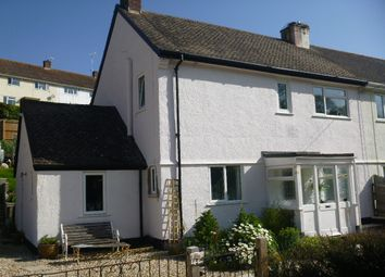 Thumbnail 3 bedroom semi-detached house to rent in Park Road, Beer, Seaton