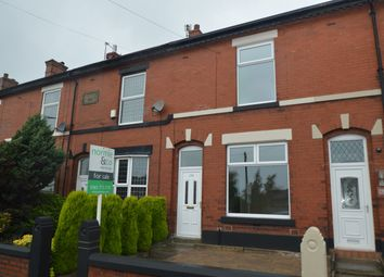 Thumbnail 3 bed terraced house for sale in Parr Lane, Unsworth, Bury