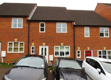 Thumbnail 3 bedroom terraced house for sale in Bellway Close, Kettering
