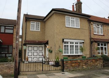 Thumbnail 4 bed end terrace house for sale in Oakhurst Road, Enfield