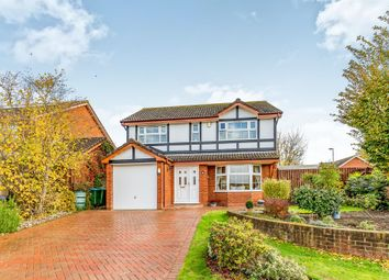 Thumbnail 4 bed detached house for sale in Cherry Leys, Steeple Claydon, Buckingham