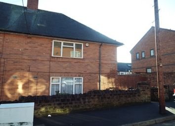 Thumbnail 3 bed property to rent in Sketchley Street, Nottingham
