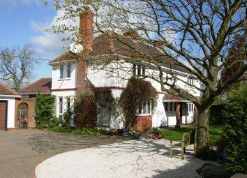 Thumbnail 5 bed detached house for sale in Hollington Lane, Hollington, Ashbourne