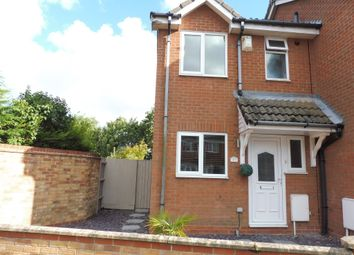 Thumbnail 2 bedroom terraced house for sale in Gondree, Carlton Colville, Lowestoft
