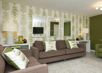 "Thumbnail 3 bed end terrace house for sale in ""Gairloch"" at Liberton Gardens, Liberton, Edinburgh"