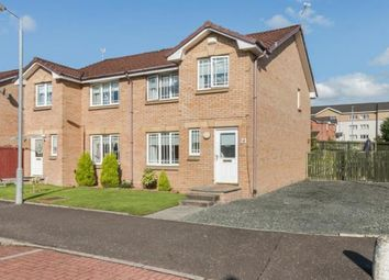 Thumbnail 3 bed semi-detached house for sale in Whinhill Road, Glasgow, Lanarkshire