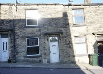 Thumbnail 2 bed terraced house for sale in South Street, Denholme, Bradford