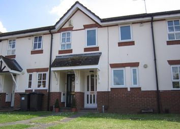 Thumbnail 2 bed terraced house to rent in Halifax Close, Skellingthorpe, Lincoln