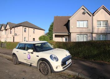 Thumbnail 2 bed semi-detached house to rent in Craggan Drive, Knightswood, Glasgow
