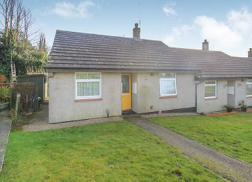 Thumbnail 2 bed terraced bungalow for sale in Brooking Way, Saltash, Cornwall