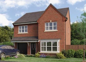 """Thumbnail 4 bed detached house for sale in """"Tressell"""" at Jack Lane, Moulton, Northwich"""