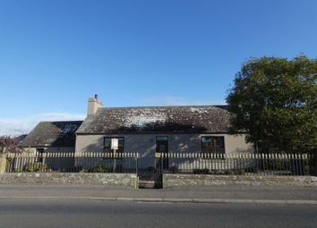 Thumbnail 4 bed detached bungalow for sale in Thurso Road, Wick