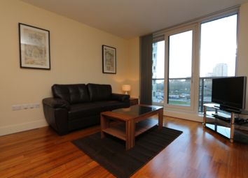 Thumbnail 1 bed flat to rent in Westcliffe Apartments, West End Quay, Paddington Basin