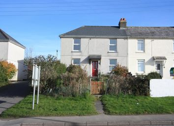Thumbnail 3 bed end terrace house for sale in Quintrell Road, Newquay