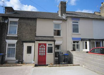 Thumbnail 2 bed terraced house to rent in Nadder Terrace, Churchfields Road, Salisbury