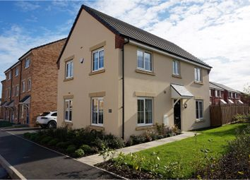 Thumbnail 4 bed detached house for sale in Damselfly Road, Dragonfly Meadows, Northampton