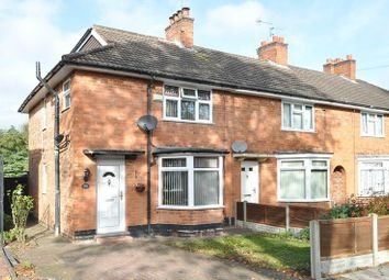 Thumbnail 3 bedroom end terrace house for sale in Ashbrook Road, Stirchley, Birmingham