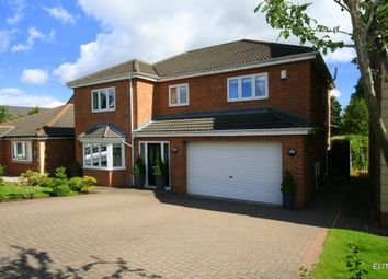 Thumbnail 5 bed detached house for sale in Doulton Court, Coxhoe, Durham