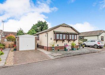 Thumbnail 3 bed mobile/park home for sale in Fenland Village, Osborne Road, Wisbech, Cambridgeshire