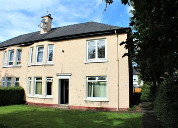 Thumbnail 2 bed flat for sale in Lincoln Avenue, Glasgow
