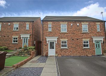 2 bed semi-detached house for sale in Aston Chase, Hemsworth, Pontefract, West Yorkshire WF9