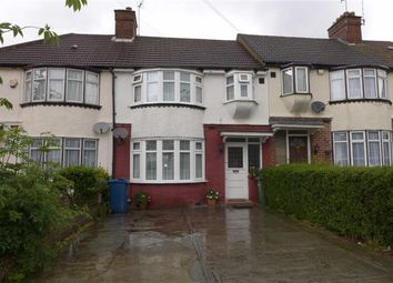 Thumbnail 3 bed terraced house for sale in Dryden Road, Harrow Weald, Middlesex