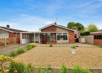 Thumbnail 3 bedroom detached bungalow for sale in Kingswood Close, Brooke, Norwich