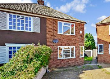 2 bed semi-detached house for sale in Huntsmans Close, Rochester, Kent ME1