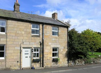 Thumbnail 2 bed cottage for sale in Harbottle, Morpeth, Northumberland