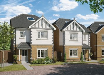 Thumbnail 4 bed detached house for sale in Plot 25, Compass Fields, Bucks Avenue, Watford