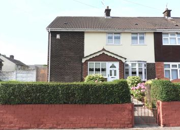 4 bed terraced house for sale in Kirkby Row, Kirkby, Liverpool L32