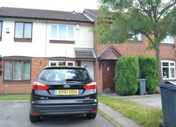 Thumbnail 2 bed town house to rent in Clary Grove, Tamebridge, Walsall