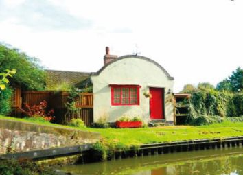 Thumbnail 1 bed cottage for sale in 3 Lock Cottage, Dicks Lane, Rowington, Warwick