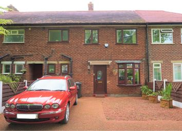 Thumbnail 3 bedroom terraced house for sale in Copperfield Road, Poynton