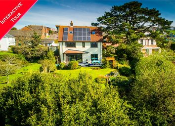 Thumbnail 5 bedroom detached house for sale in Foxhole, Pound Lane, Exmouth, Devon