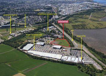Thumbnail Land for sale in Development Site, Inverness Retail & Business Park, Inverness