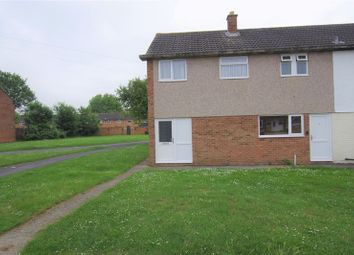 Thumbnail 3 bed end terrace house for sale in Welcombe Avenue, Swindon
