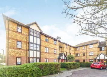 Thumbnail 2 bed flat for sale in Redwood Grove, Bedford, Bedfordshire