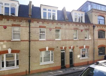 Thumbnail 3 bedroom terraced house for sale in Rampart Street, London