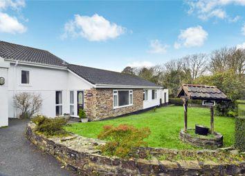 Thumbnail 5 bedroom detached house for sale in Quethiock, Liskeard, Cornwall
