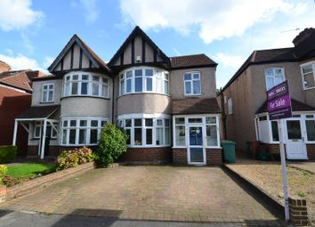 Thumbnail 4 bed semi-detached house for sale in Demesne Road, Wallington
