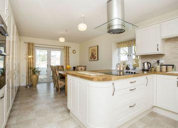 Thumbnail 4 bedroom detached house for sale in Harrington Gardens, Southery, Downham Market